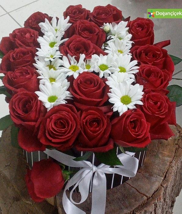 H harfi Çiçek